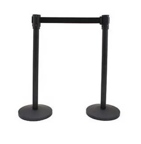 Portable Retracable Bollard