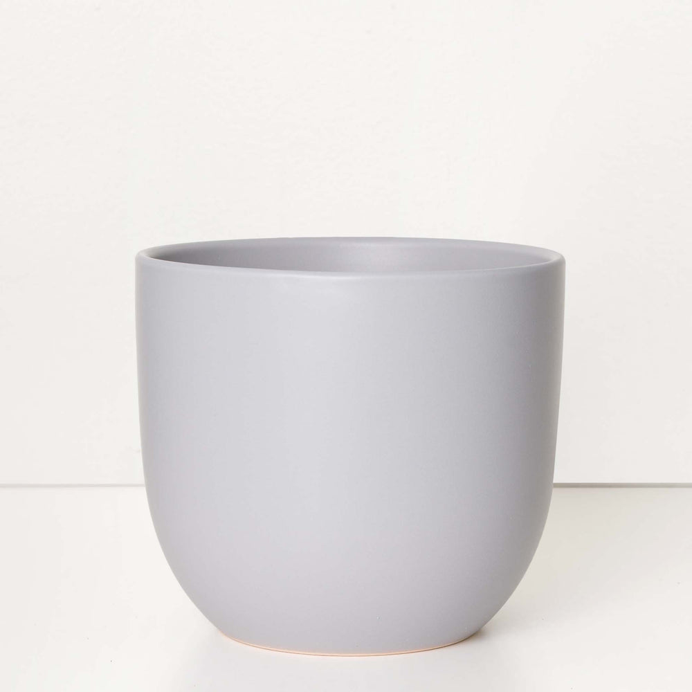 Load image into Gallery viewer, Ceramic Planter (Grey)
