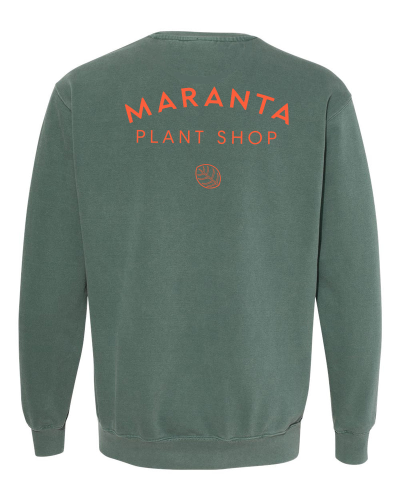 Load image into Gallery viewer, One More Plant Sweatshirt (Green)