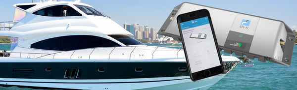 ACMA approved Cel-Fi GO Telstra mobile signal Repeater booster for Boats  (Marine Pack)