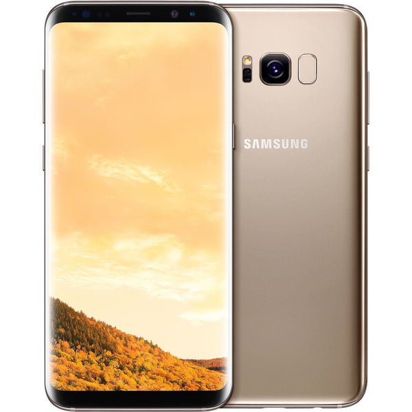 "Samsung galaxy s8+ 6.2"" android 7.0 12MP Octa core smartphone"