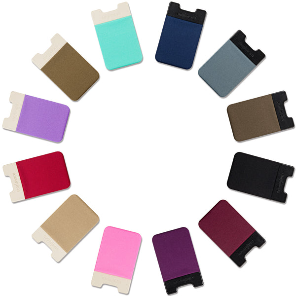 SinjiPouch Stickable Pouch for Smart Phone