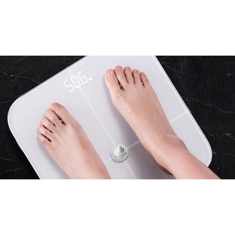 Huawei health monitoring Body Fat BMI bluetooth Smart Bathroom Scale AH100 with app