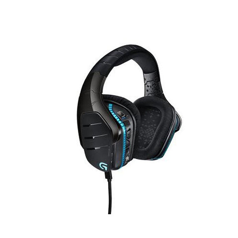 Logitech G633 Artemis Spectrum RGB 7.1 Surround Sound Noise-Canceling Headset