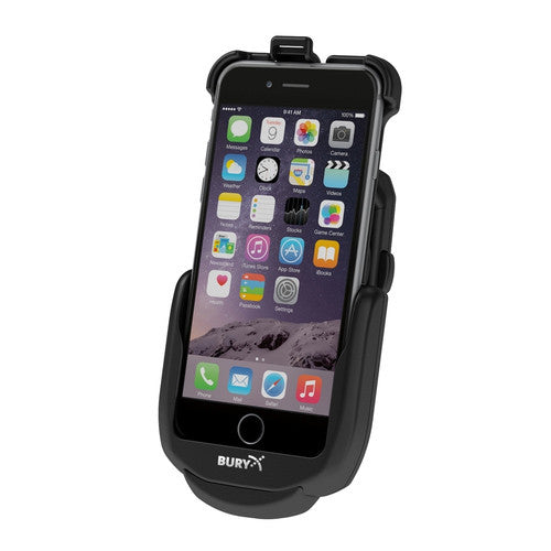 best service 5f170 407be Bury System 9 in-car cradle for iPhone 8 / 7 / 6s /6 - AU Warranty