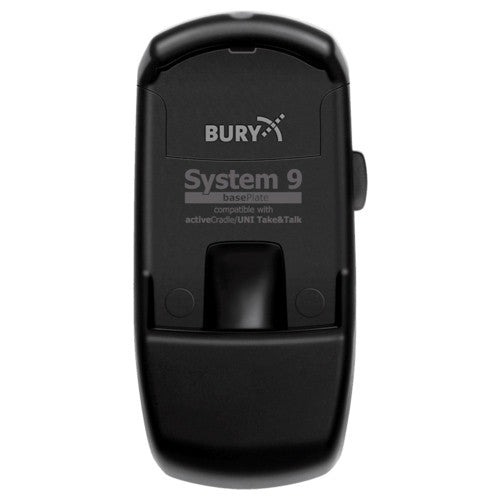 Bury System 9 in-Car Base Plate only to fit smartphone cradles