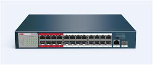 Hikvision DS-3E0326P-E/M 24-ports PoE Network Switch