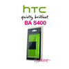 HTC BA S400 battery for HTC HD 2
