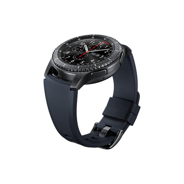 Silicon waterproof Strap Frontier & Classic Watch Band for Samsung Gear S3