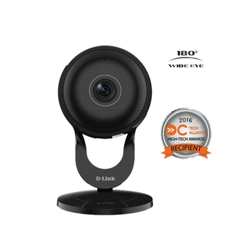D-Link DCS-2630L Full HD 180° Ultra-Wide View Wi-Fi Camera