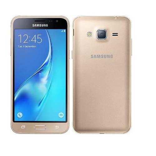 "Samsung J3 2016 8MP 8GB 5"" 4G Smartphone"
