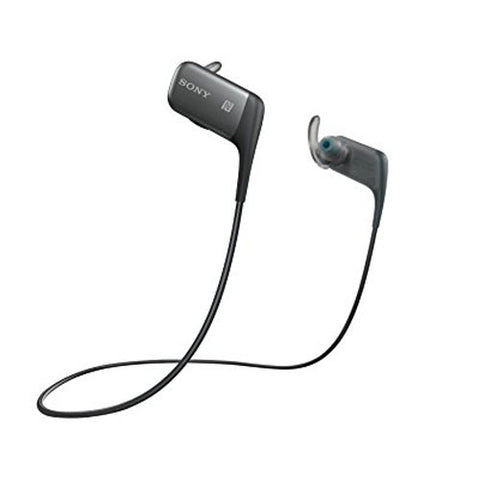 Sony BLACK MID R WIRELESS SPORTS HEADPHONES