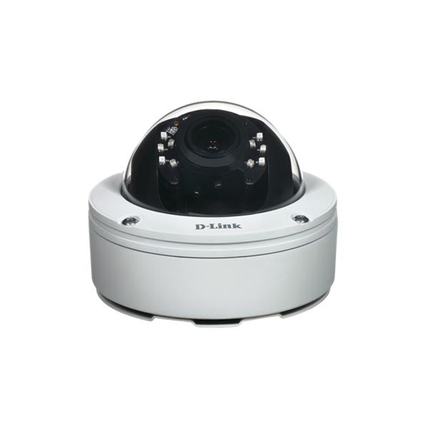 D-Link DCS-6517 5MP Day & Night Outdoor Vandal-Proof Network Camera