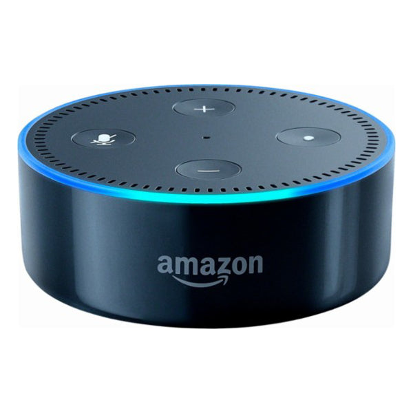 Amazon Echo Dot Smart Speaker voice control Alexa virtual assistant