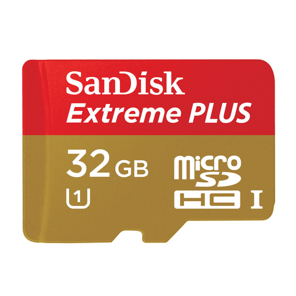 Sandisk microSDXC Extreme / Extreme Pro  Class 10 Memory card for mobile device