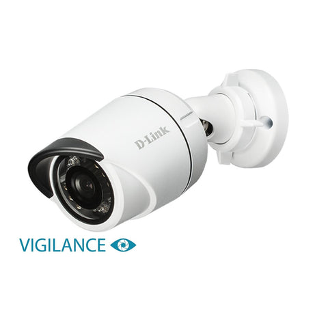 D-Link DCS-4701E Vigilance HD & Day & Night Outdoor Mini Bullet PoE Network Came