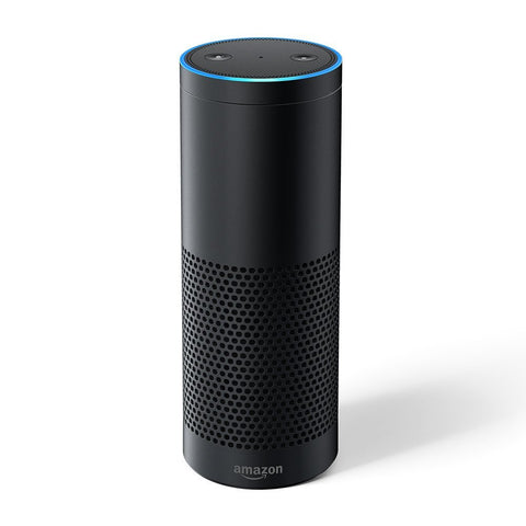 Echo Plus Smart Speaker with built-in smart home hub voice control Alexa virtual assistant