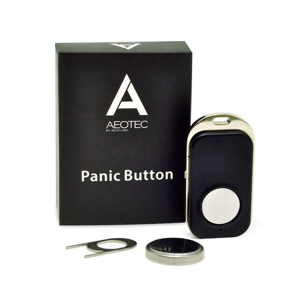 AEOTEC Z-Wave remote control Panic Button