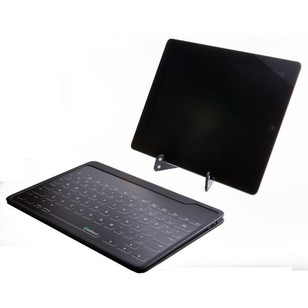 Hatch & co Firefly Ultra thin universal backlit Keyboard for iPad and Tab