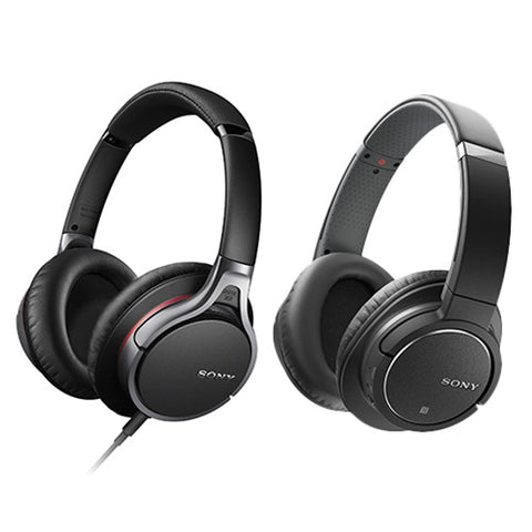 Sony  MDR10RNC15BUNDLE MDR10RNC PLUS MDRZX770BNB Noise Cancelling Headphone