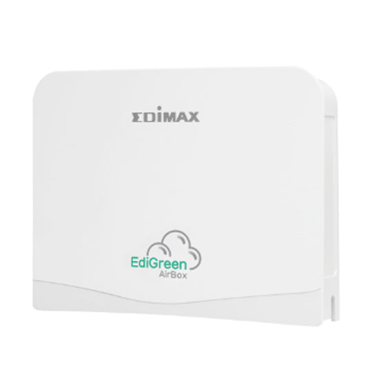 Edimax EdiGreen AirBox Air Quality Detector PM2.5, Temperature & Humidity Sensors