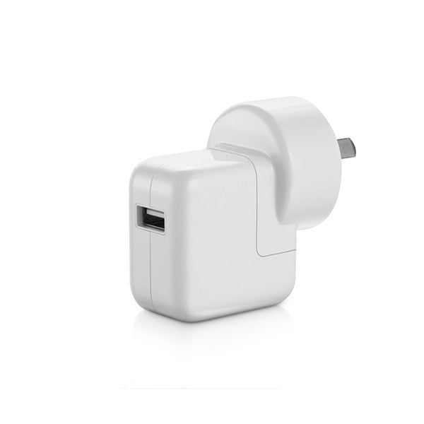Apple 10W USB Power Adapter for iPad, iPad 2/3/4 bulk pack