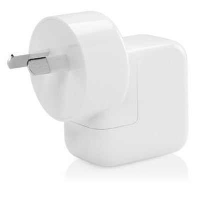 Apple 12W USB Power Adapter for iPad Air, Air 2, iPad mini, mini2, mini 3 bulk pack
