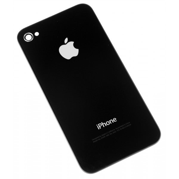 Apple iPhone 4 Back Cover [Black]