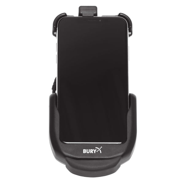 Bury System 9 car for iPhone X Base plate and/or Cradle