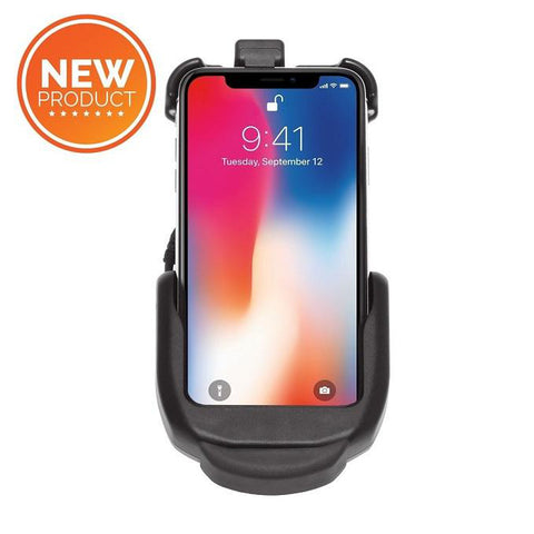 Bury System 9 carkit for iPhone X / Xs Base plate and/or Cradle