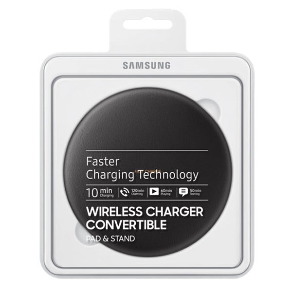Samsung Wireless Faster Charging Pad & Stand - Qi Charger 2017