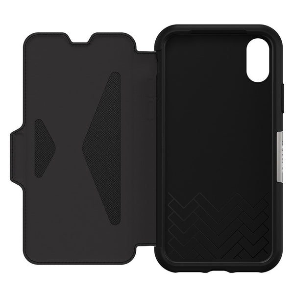 "OtterBox Strada Case For iPhone X/Xs (5.8"")-Shadow"