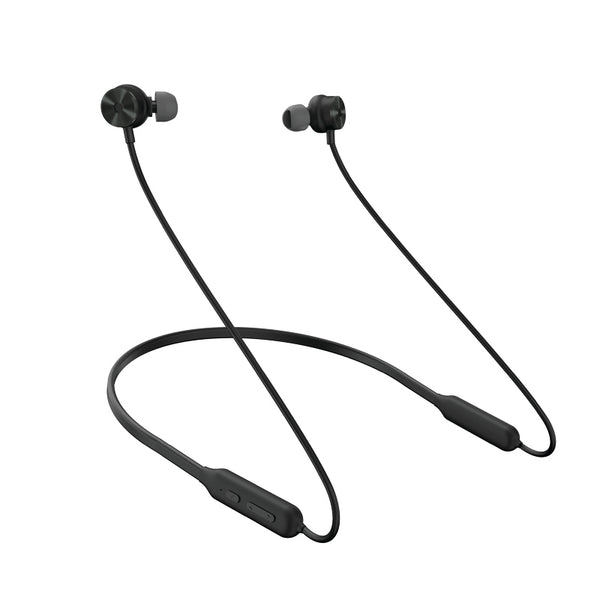 EFM Olympus BT Earphone With Active Noise Cancelling-Black / Space Grey