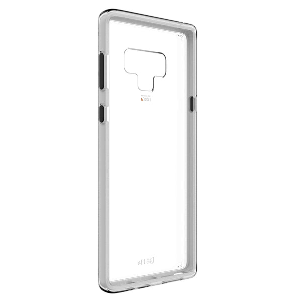 EFM Aspen D3O Case Armour For Samsung Galaxy Note 9-Clear / White / Black
