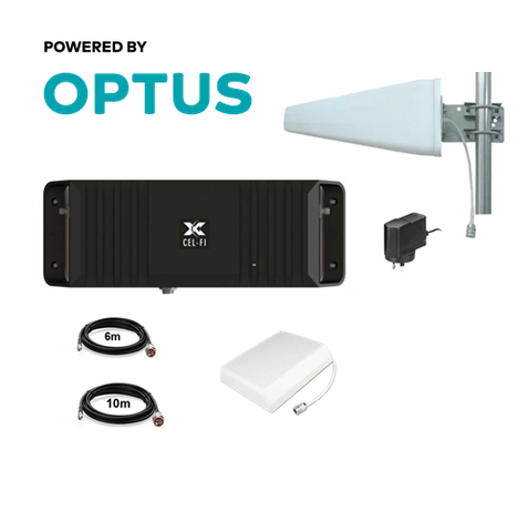 Cel-Fi GO2 Optus mobile signal Booster for Caravan