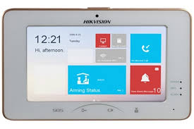 "Hikvision DS-KH8300-T 7"" IP Access Control Touch Screen Monitor"