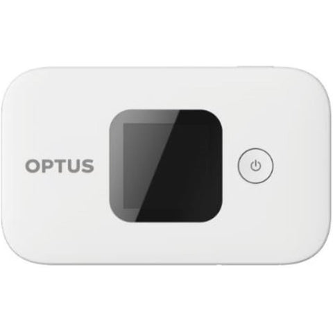 Optus 4G Plus Huawei E5577 Portable Pocket WiFi Modem with 4GB of included Data