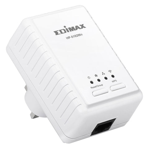 Edimax HP-5102Wn AV500 300Mbps WiFi Powerline Extender
