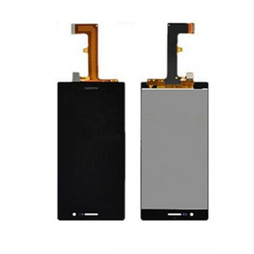 Huawei P7 LCD and Touch Screen Assembly [Black]