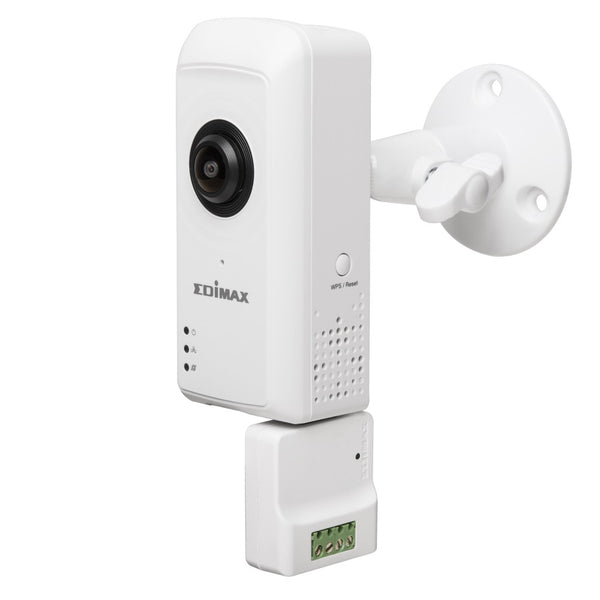 EdiMax IC-5160GC 180 panoramic FHD Camera with Garage Door controller