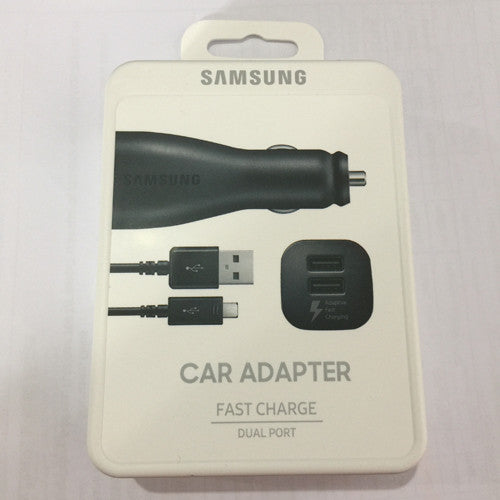 Samsung Dual Charge In Car Fast Charger