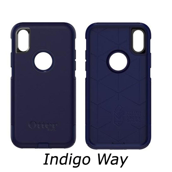 various colors 5cdc5 1a213 Otterbox commuter case for iPhone X/Xs (5.8