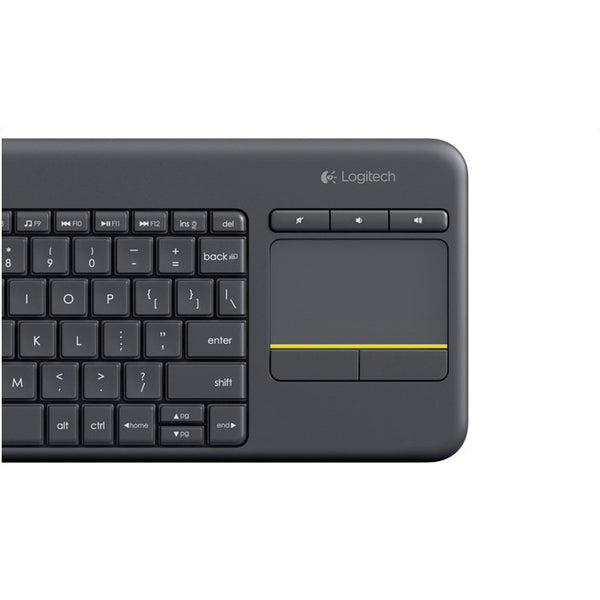 Logitech K400 PLUS Touchpad Keyboard