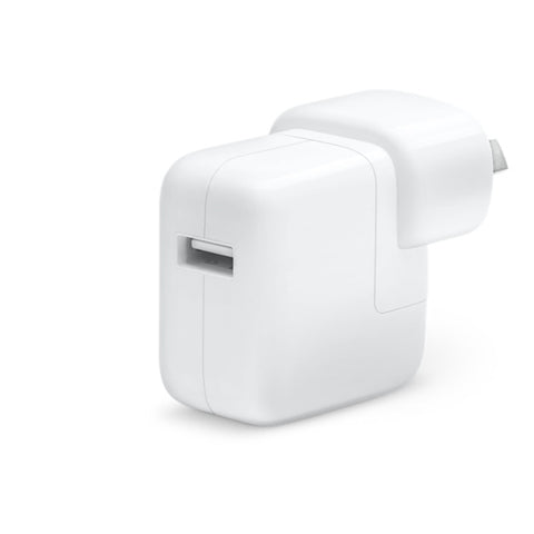 Apple 12W USB Power Adapter for iPad Air, Air 2, iPad mini, mini2, mini 3 bulk