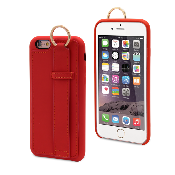 Muvit Life Ring Back Case For iPhone 6 6s