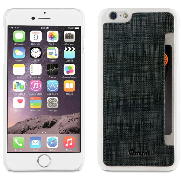 Muvit Back Case for Apple iPhone 6 & 6 Plus