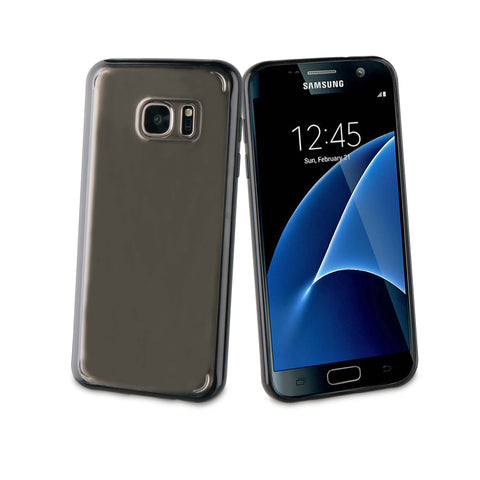 Muvit black crystal bump back case for samsung galaxy s7