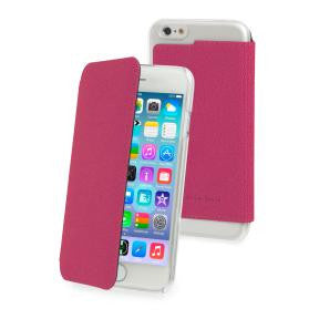 Muvit Made In Paris Pink Crystal Folio Case For Iphone 6