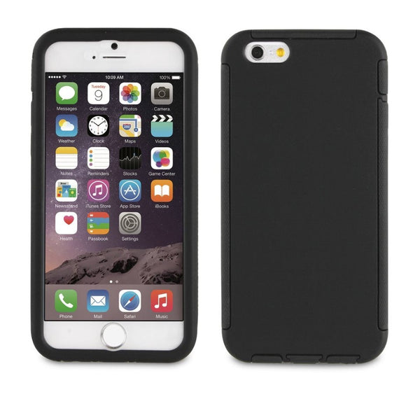 Muvit Full Protection Case for iPhone 6 Plus/ 6s Plus Black