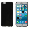 Muvit Black minigel case for Apple iPhone 6 Plus